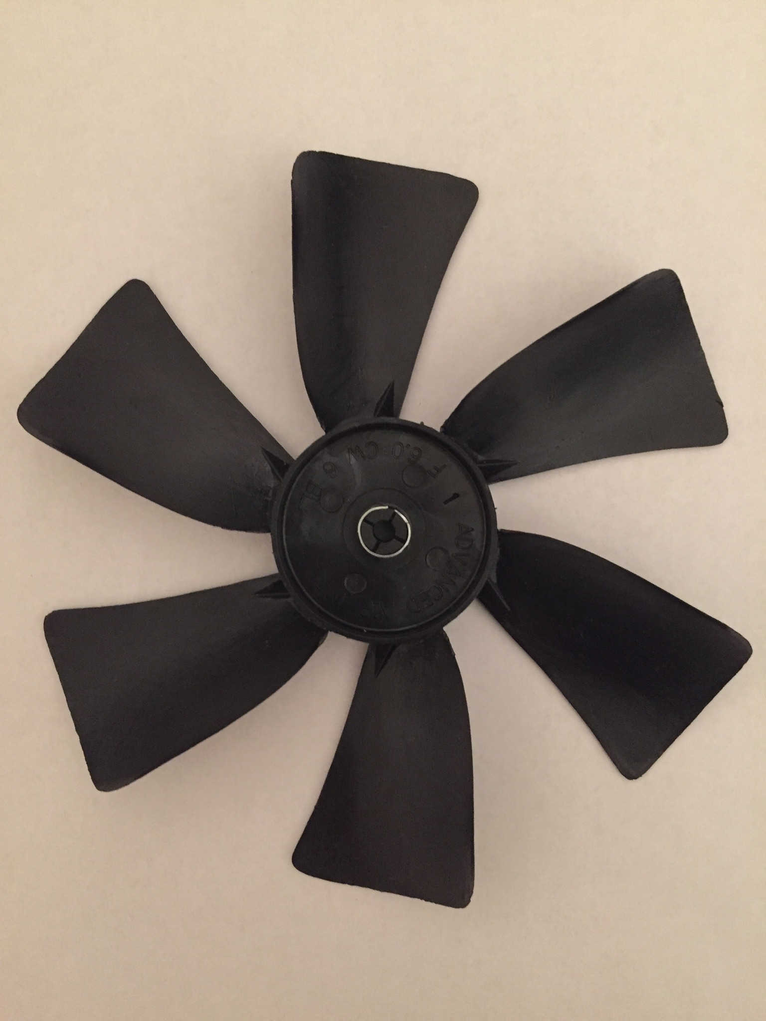 Fan Blade Alpine Air Products Air Purifier Systems